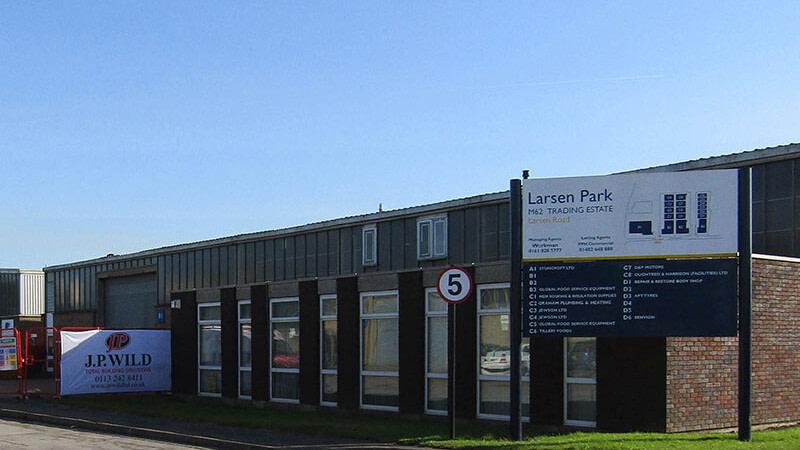 Larsen Trade Park 800x600 uai