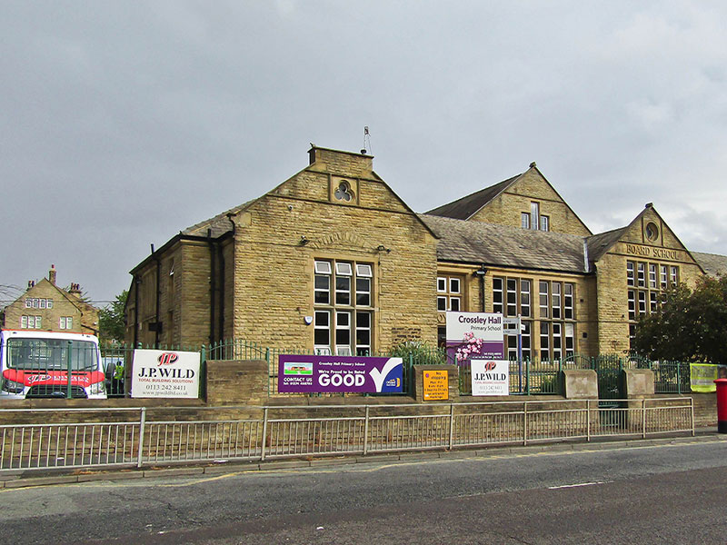 crossley hall primary school