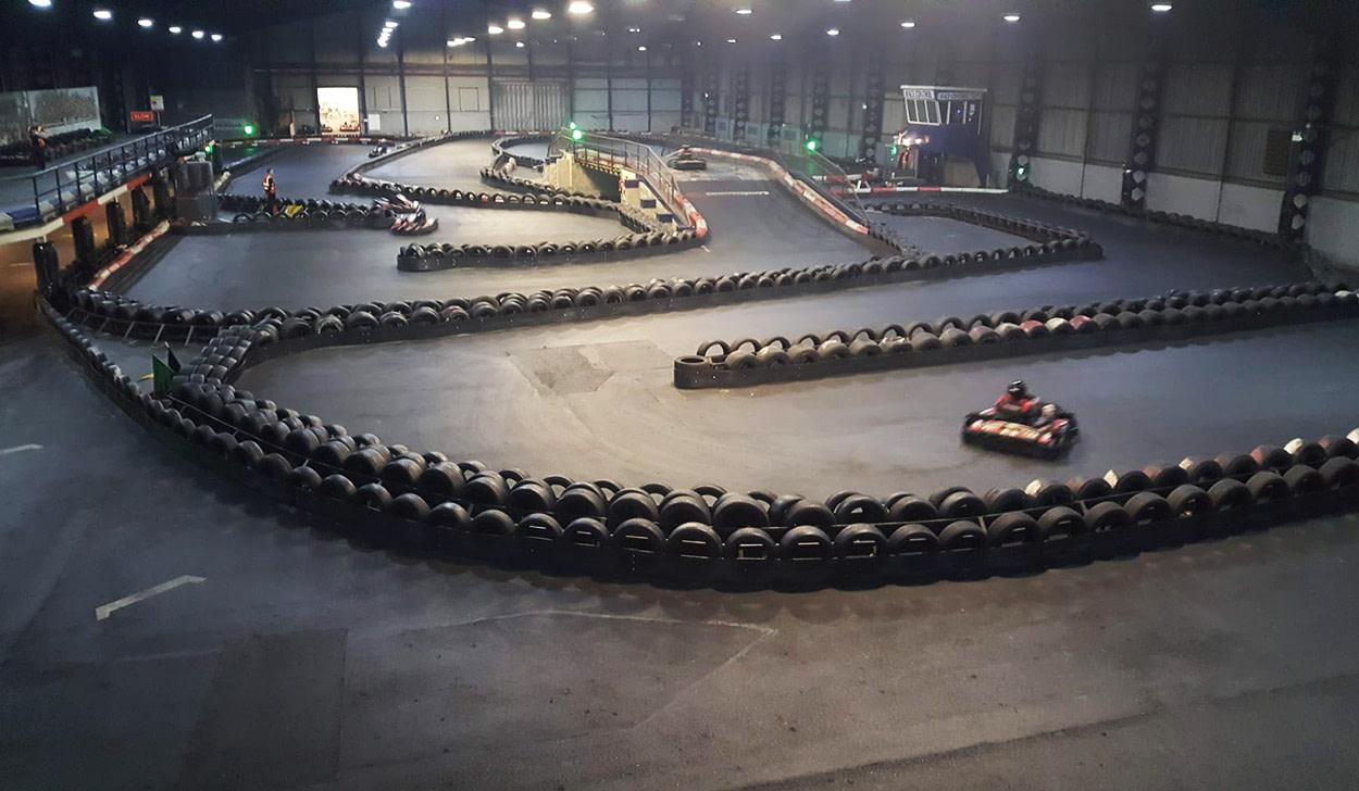 go karting 1