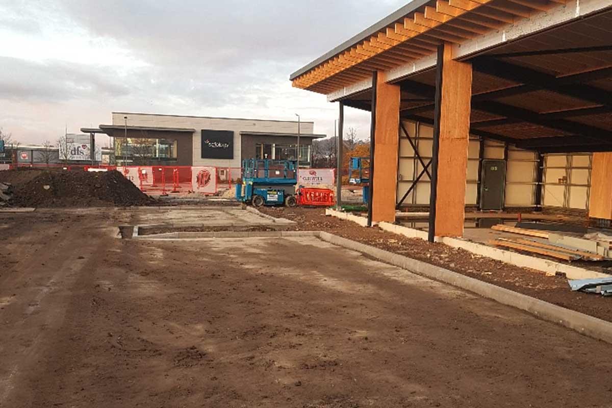 Starbucks Rotherham Foundry Retail Park 05